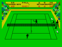 Match Point ZX Spectrum 15