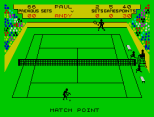 Match Point ZX Spectrum 16