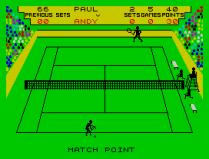 Match Point ZX Spectrum 16