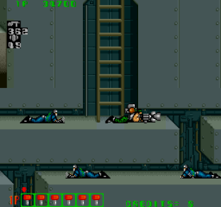 Midnight Resistance Arcade 20