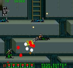 Midnight Resistance Arcade 21