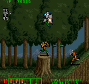Midnight Resistance Arcade 31