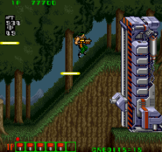 Midnight Resistance Arcade 32