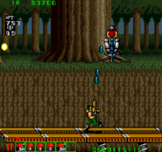 Midnight Resistance Arcade 33