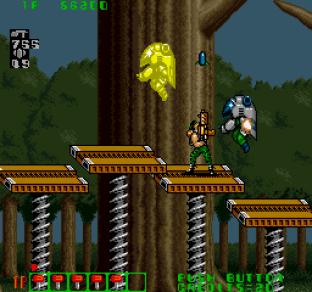 Midnight Resistance Arcade 34