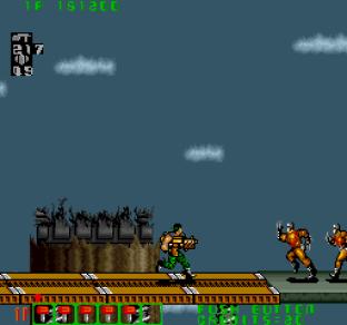 Midnight Resistance Arcade 42