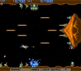 Nemesis Arcade 10