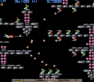 Nemesis Arcade 21