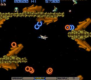 Nemesis Arcade 32