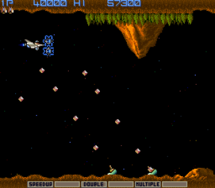Nemesis Arcade 43