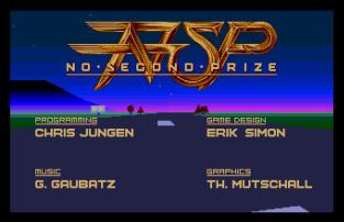 No Second Prize Atari ST 02