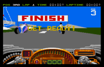 No Second Prize Atari ST 05