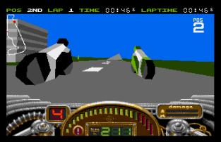 No Second Prize Atari ST 23