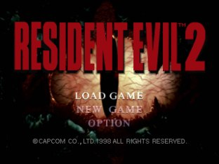 Resident Evil 2 PS1 001