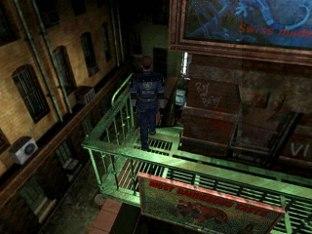 Resident Evil 2 PS1 009