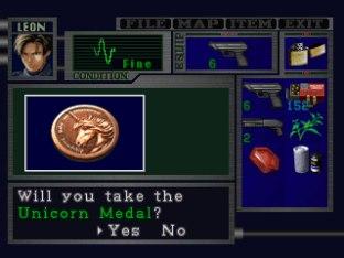 Resident Evil 2 PS1 020