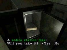 Resident Evil 2 PS1 022
