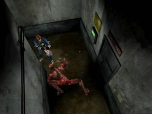 Resident Evil 2 PS1 042