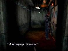 Resident Evil 2 PS1 043