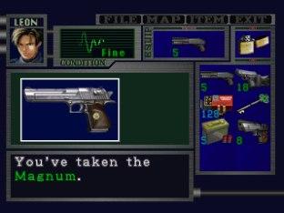 Resident Evil 2 PS1 045