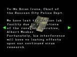 Resident Evil 2 PS1 049