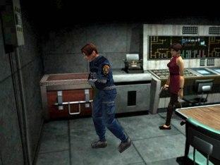 Resident Evil 2 PS1 053