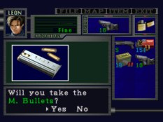 Resident Evil 2 PS1 054