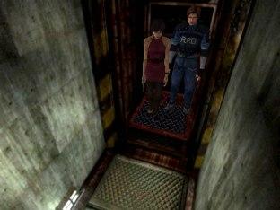Resident Evil 2 PS1 056