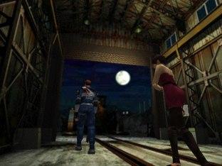 Resident Evil 2 PS1 064