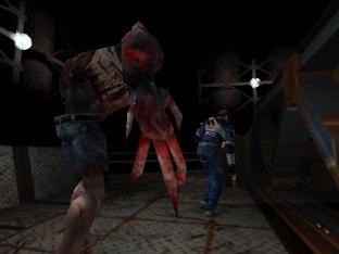 Resident Evil 2 PS1 067