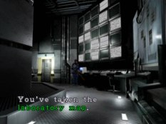 Resident Evil 2 PS1 077
