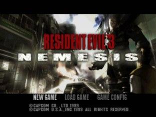 Resident Evil 3 PS1 01