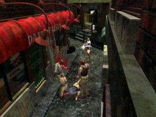 Resident Evil 3 PS1 23