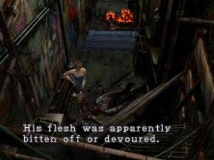 Resident Evil 3 PS1 31