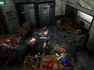 Resident Evil 3 PS1 42