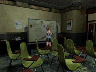 Resident Evil 3 PS1 64