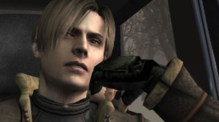 Resident Evil 4 GameCube 003