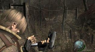 Resident Evil 4 GameCube 009