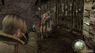 Resident Evil 4 GameCube 013