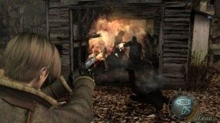 Resident Evil 4 GameCube 015