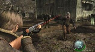 Resident Evil 4 GameCube 022