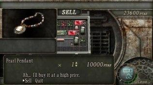 Resident Evil 4 GameCube 033