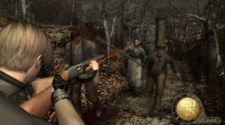 Resident Evil 4 GameCube 051