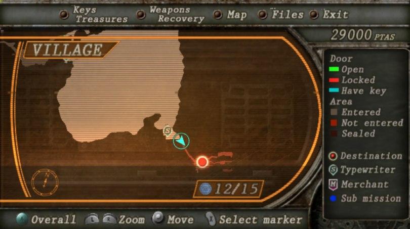 Resident Evil 4 Gamecube 076 The King Of Grabs