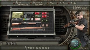 Resident Evil 4 GameCube 079