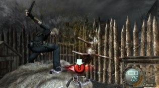 Resident Evil 4 GameCube 094