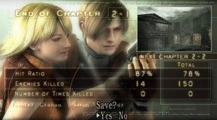 Resident Evil 4 GameCube 110
