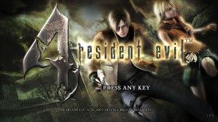 Resident Evil 4 PC 01