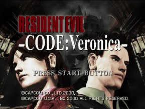 Resident Evil Code Veronica Dreamcast 01