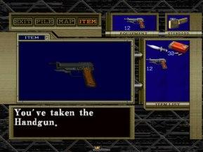 Resident Evil Code Veronica Dreamcast 13